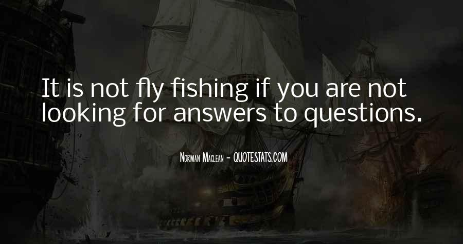 Quotes About Looking For Answers #460852