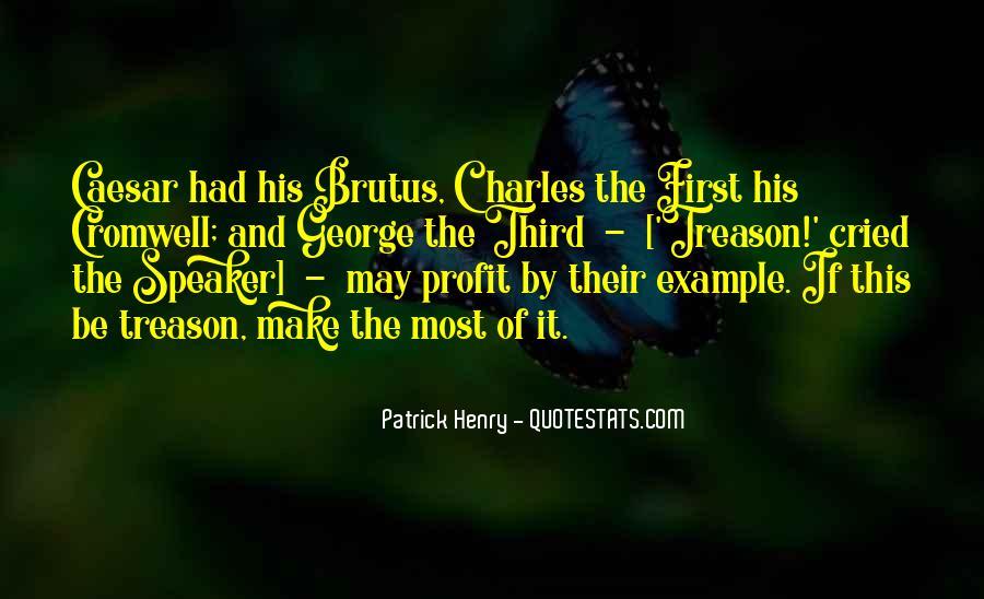 Quotes About Brutus In Julius Caesar #1721959