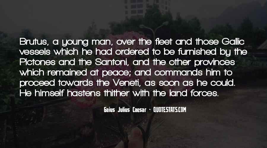 Quotes About Brutus In Julius Caesar #394298