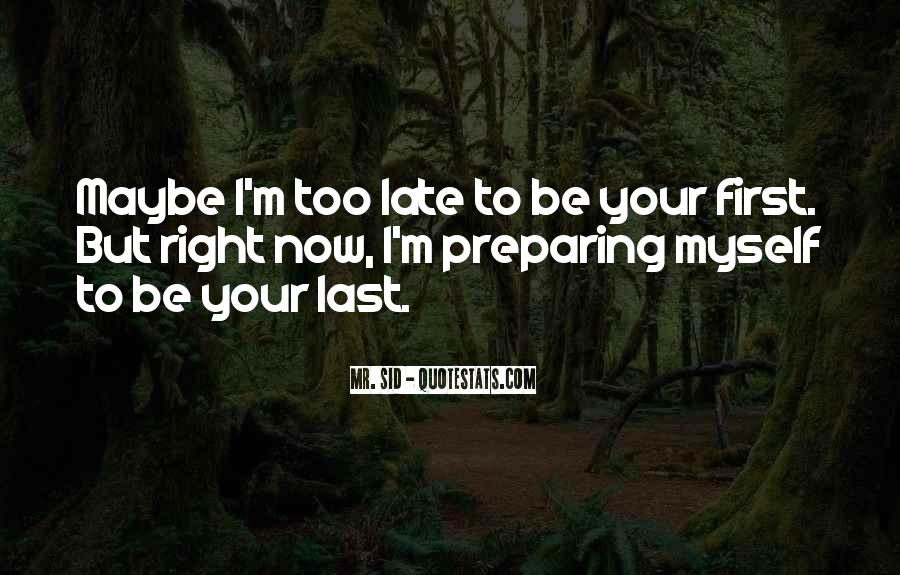 Quotes About Missing Someone's Friendship #539870