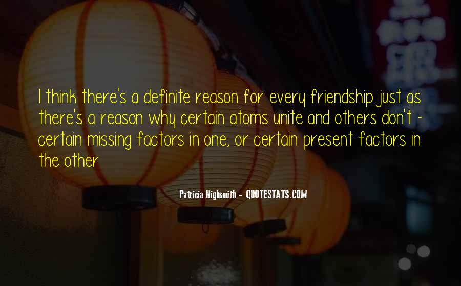 Quotes About Missing Someone's Friendship #696225