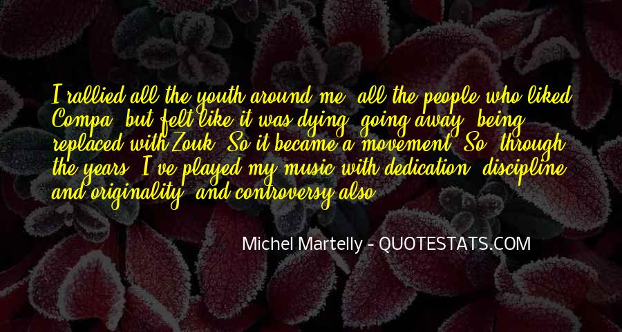 Quotes About Originality In Music #1023