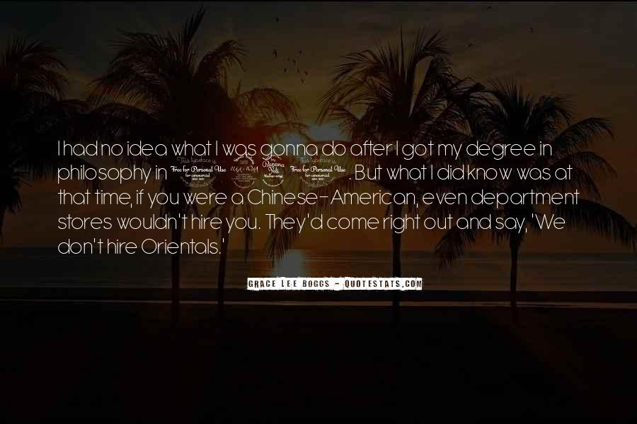 Quotes About Orientals #130369