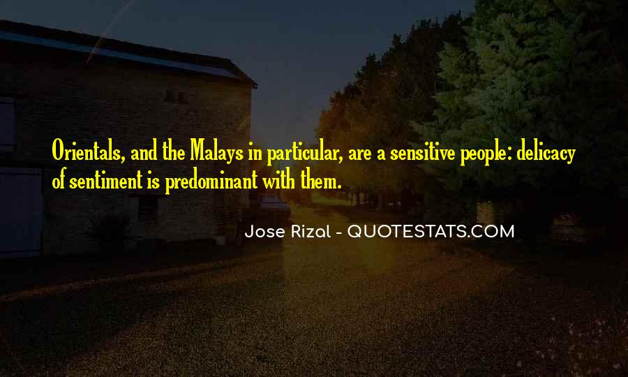 Quotes About Orientals #914104
