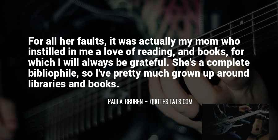 Quotes About Growing Up In Love #1315851