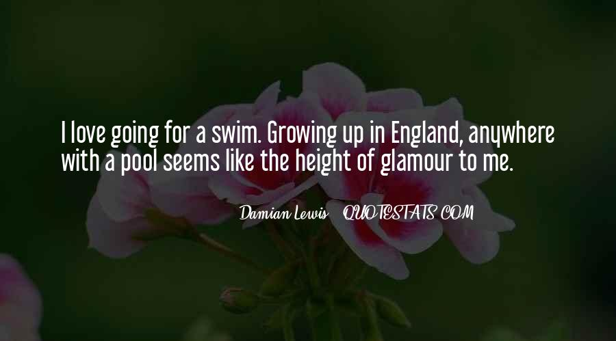 Quotes About Growing Up In Love #186745