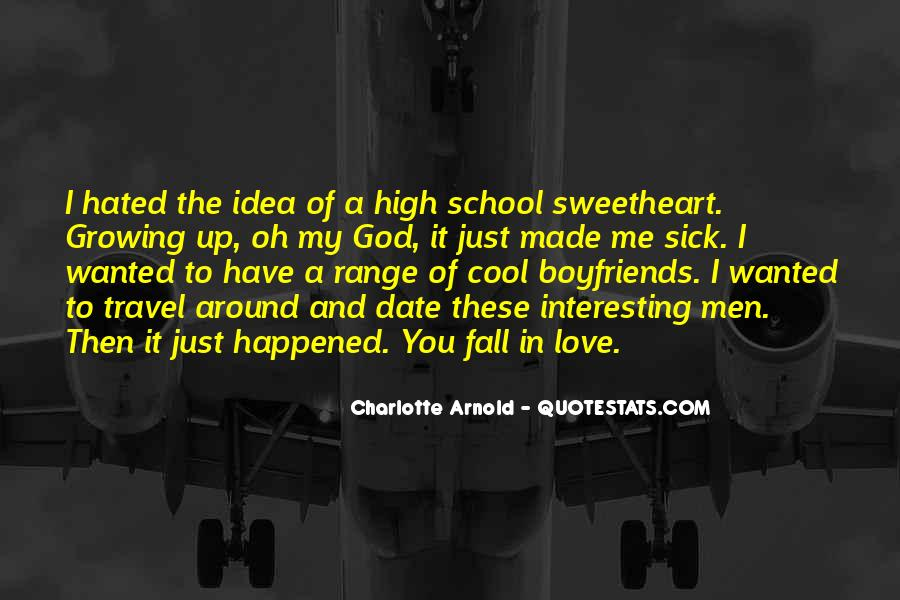 Quotes About Growing Up In Love #375228