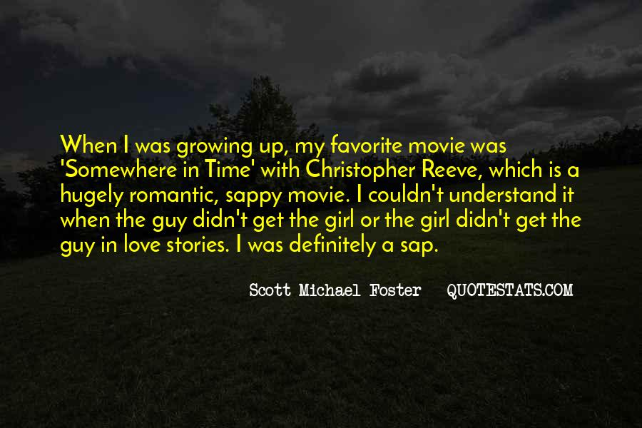 Quotes About Growing Up In Love #952448