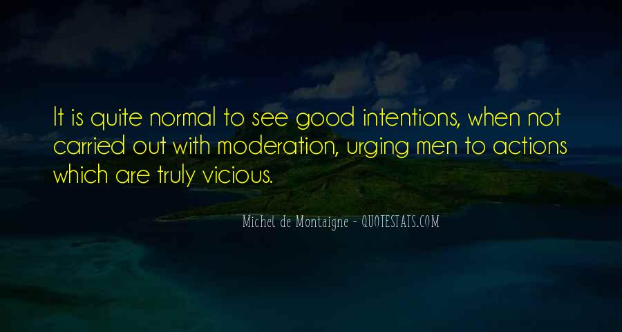 Quotes About Doing Things In Moderation #49864