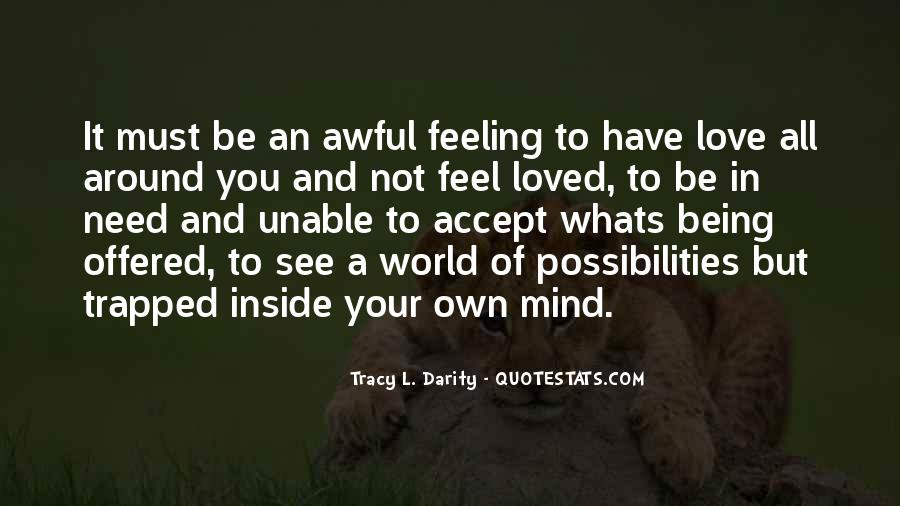 Quotes About Feeling Trapped In Life #1134150