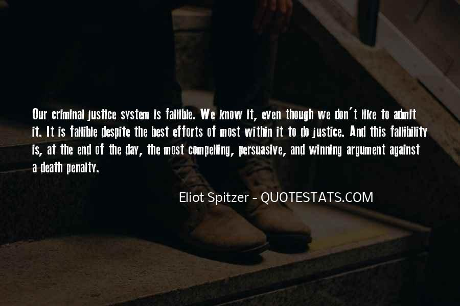 Quotes About Our System Of Justice #1567353