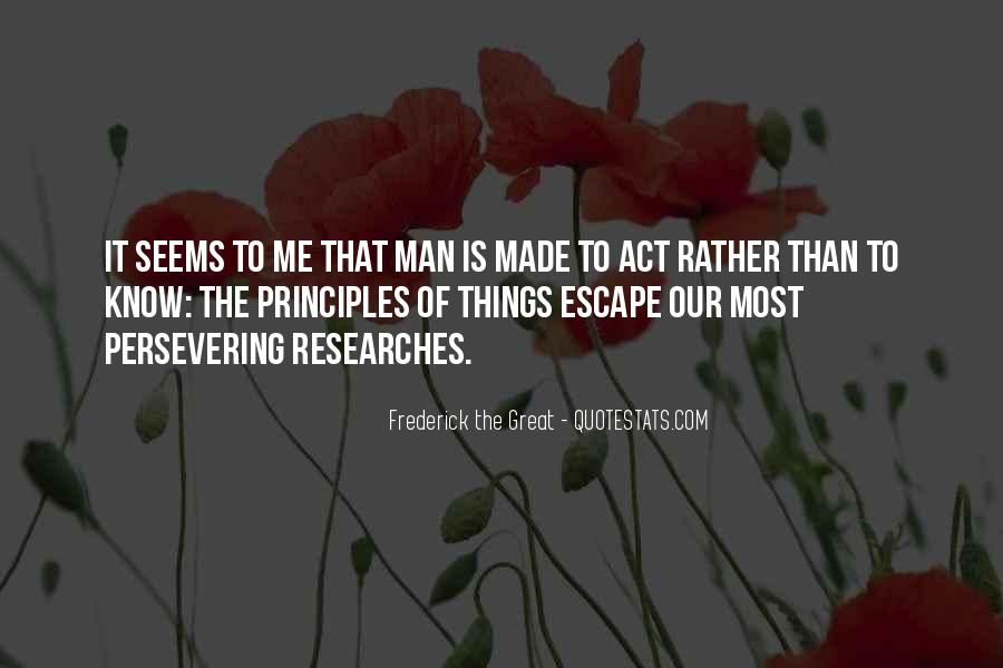 Quotes About The Great Escape #329977
