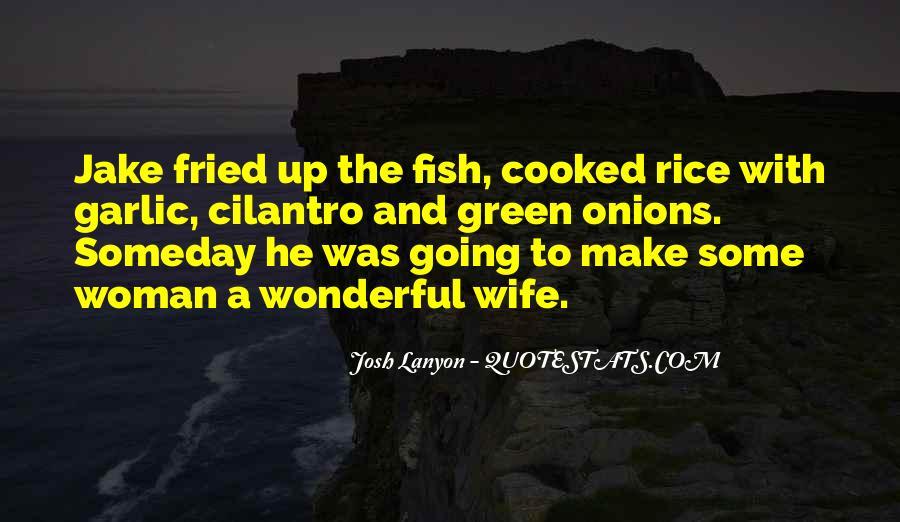 Quotes About Cilantro #556342