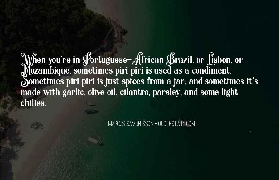 Quotes About Cilantro #714157