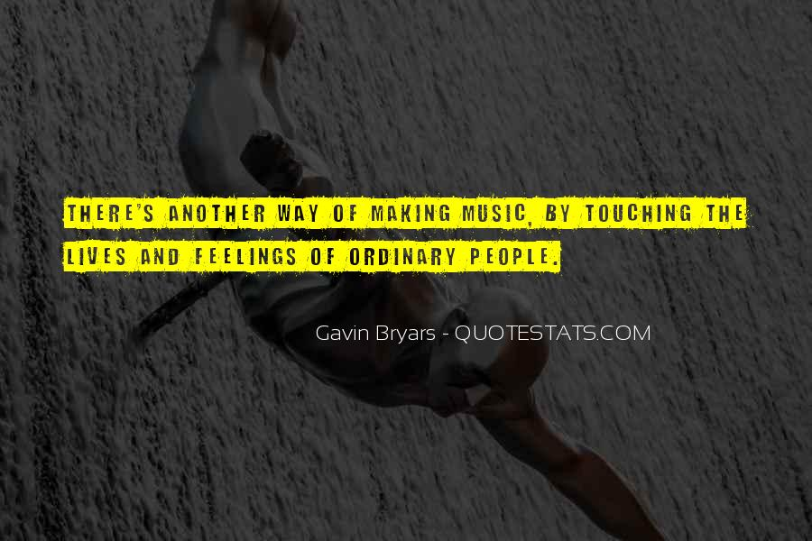 Quotes About Touching The Lives Of Others #1399112
