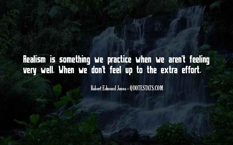 Quotes About Extra Effort #304400