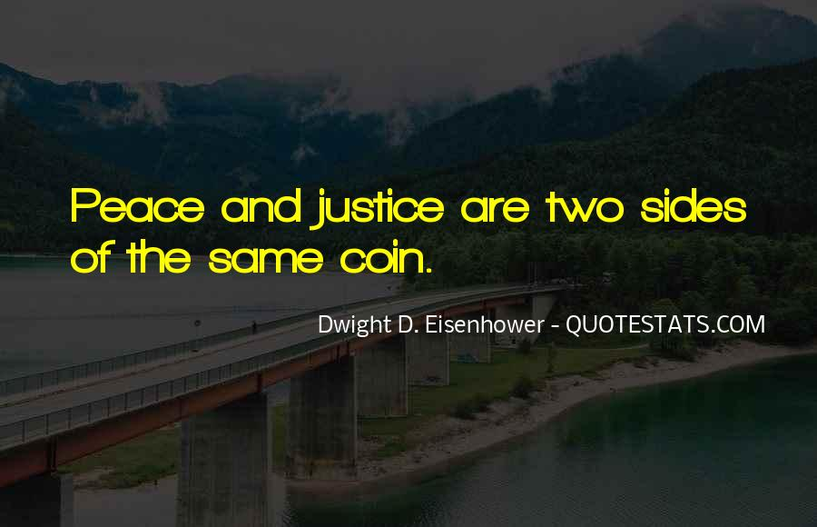 Quotes About Both Sides Of The Coin #138834