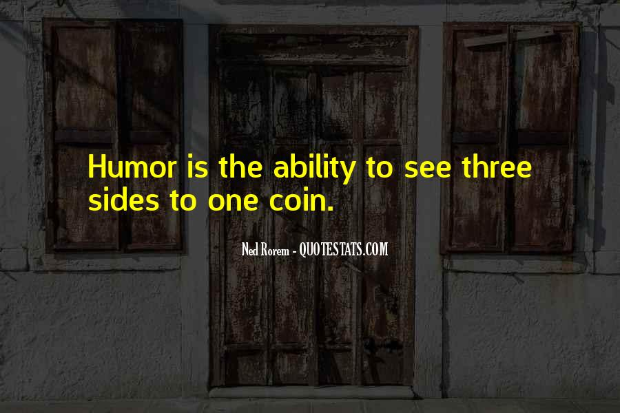 Quotes About Both Sides Of The Coin #2192