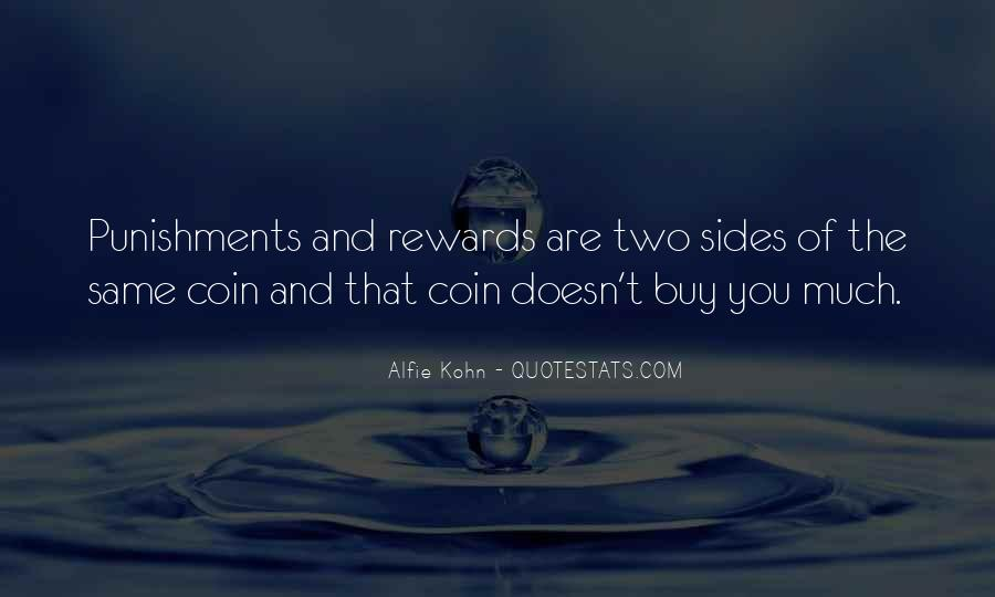 Quotes About Both Sides Of The Coin #820017