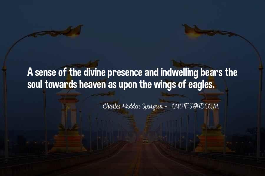 Quotes About Eagles Wings #1266705