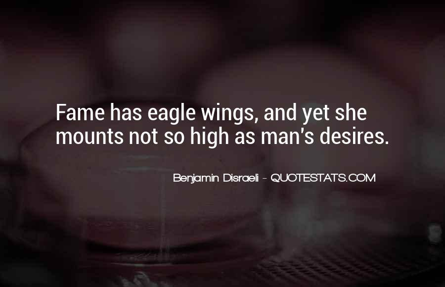 Quotes About Eagles Wings #1410591