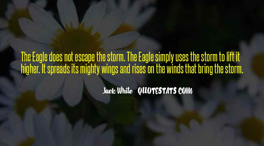 Quotes About Eagles Wings #421842