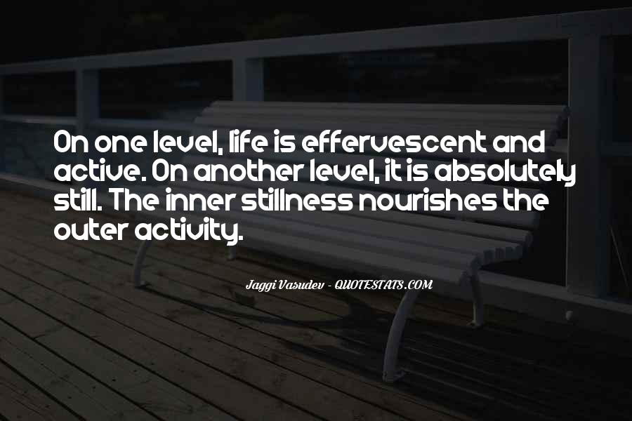 Quotes About Inner Stillness #775482