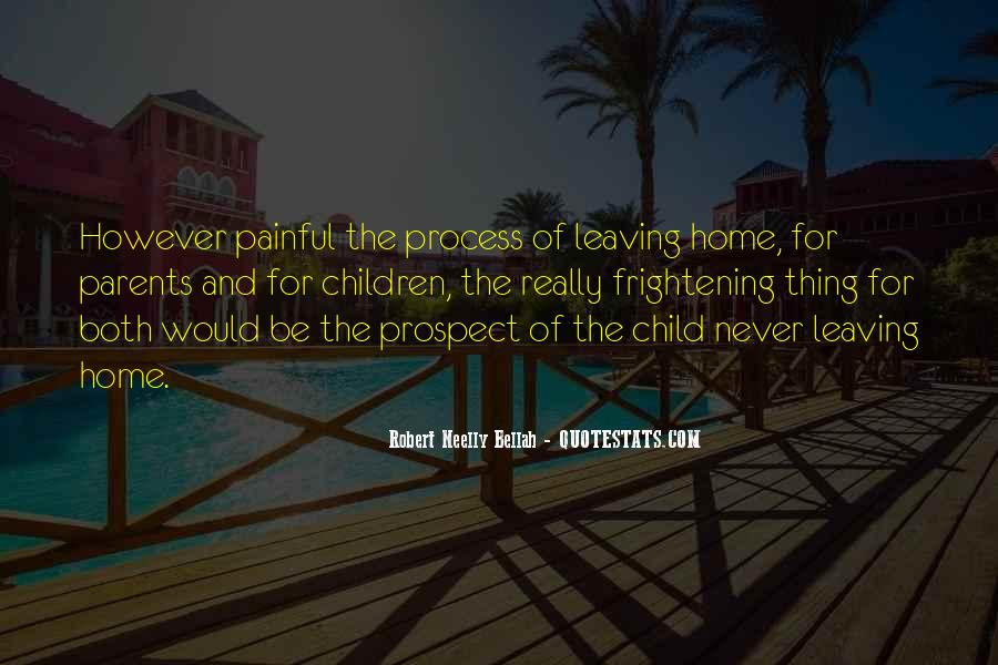 Quotes About Parents Leaving You #890051