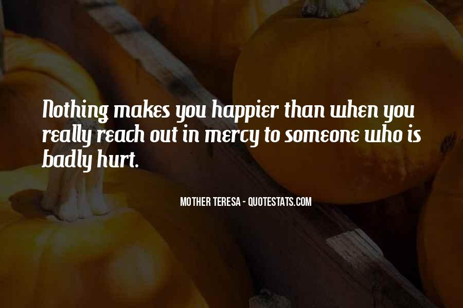 Quotes About Mercy By Mother Teresa #529235