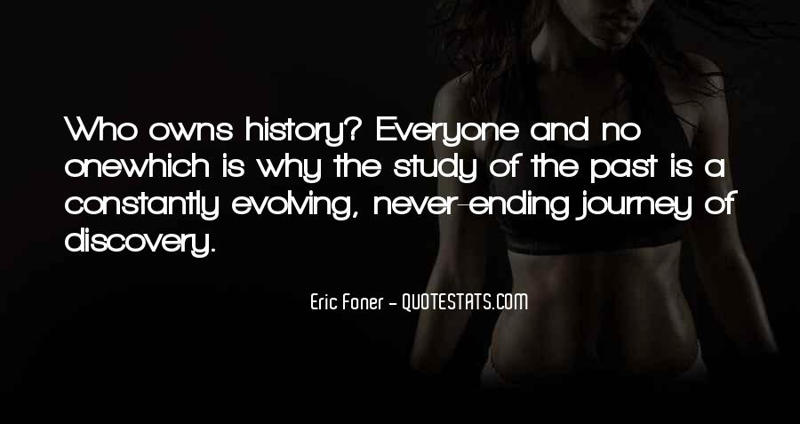 Quotes About Why We Should Study History #203834