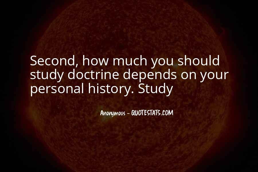 Quotes About Why We Should Study History #3408