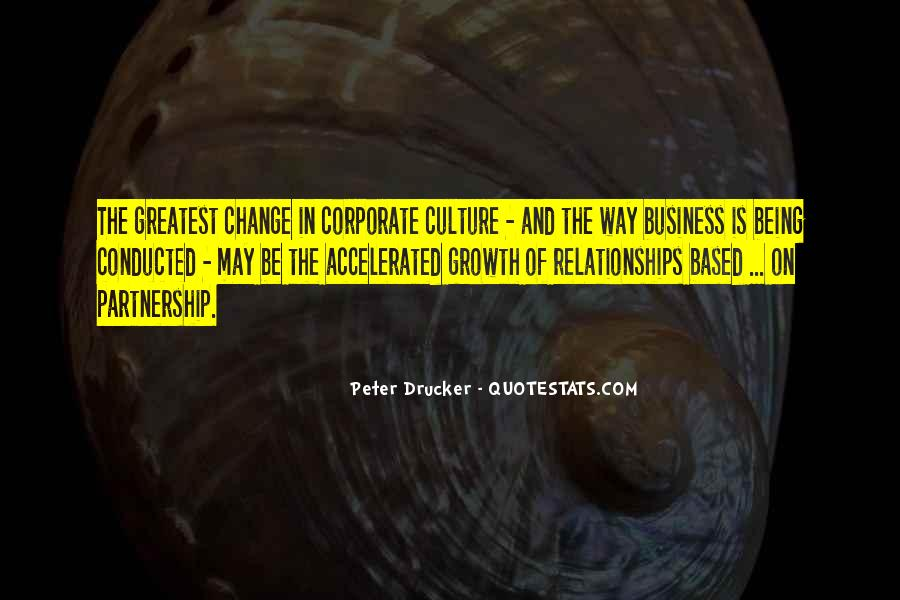 Quotes About Business Growth And Change #1667747