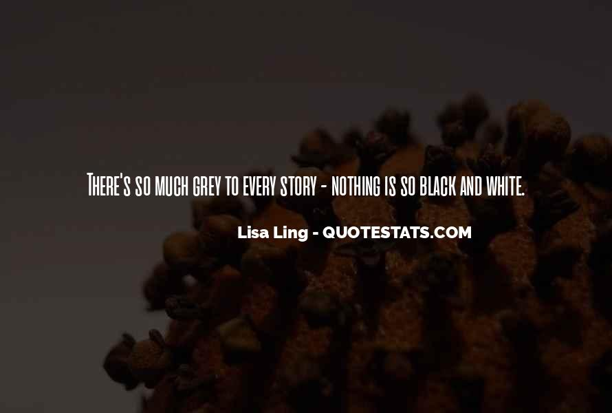 Quotes About Black And Grey #1043721