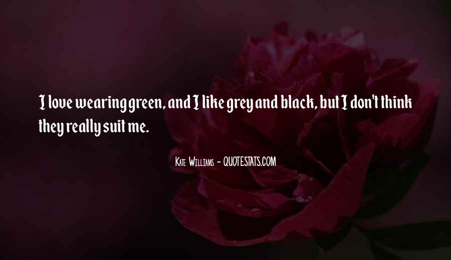 Quotes About Black And Grey #1644973