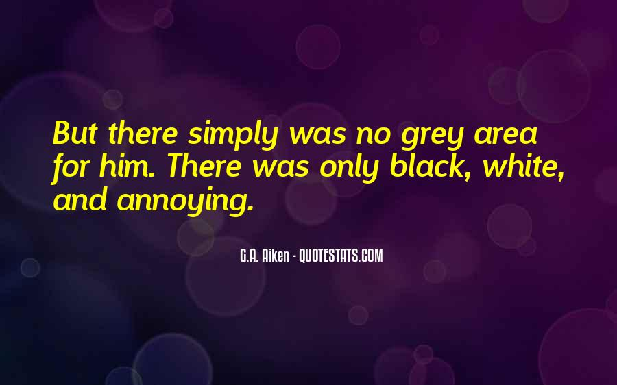 Quotes About Black And Grey #1751574