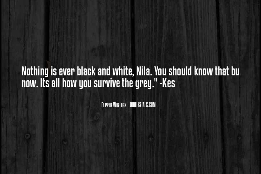 Quotes About Black And Grey #557967