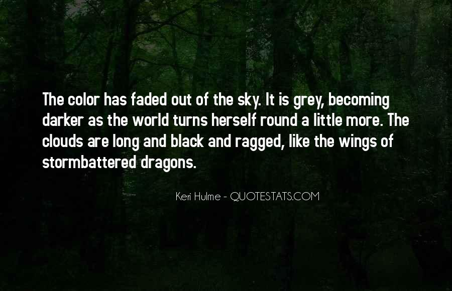Quotes About Black And Grey #838303