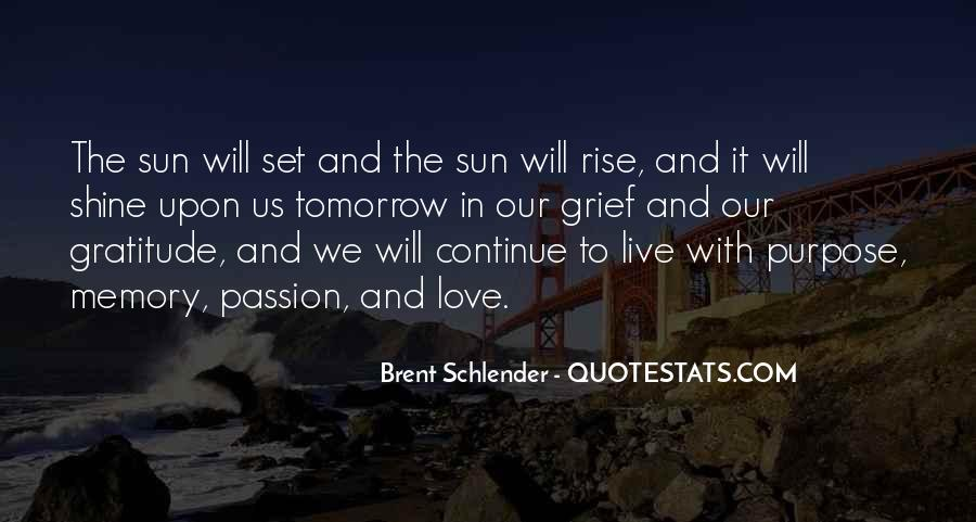 Quotes About Optimism And Love #1267362
