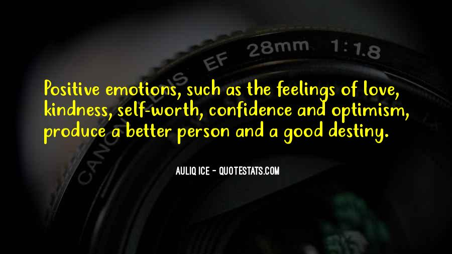 Quotes About Optimism And Love #1835183