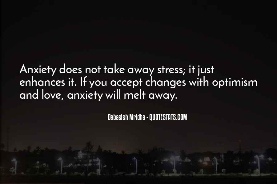Quotes About Optimism And Love #380154