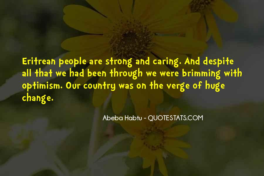 Quotes About Optimism And Love #40673
