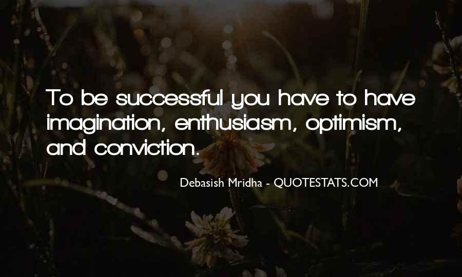 Quotes About Optimism And Love #588796