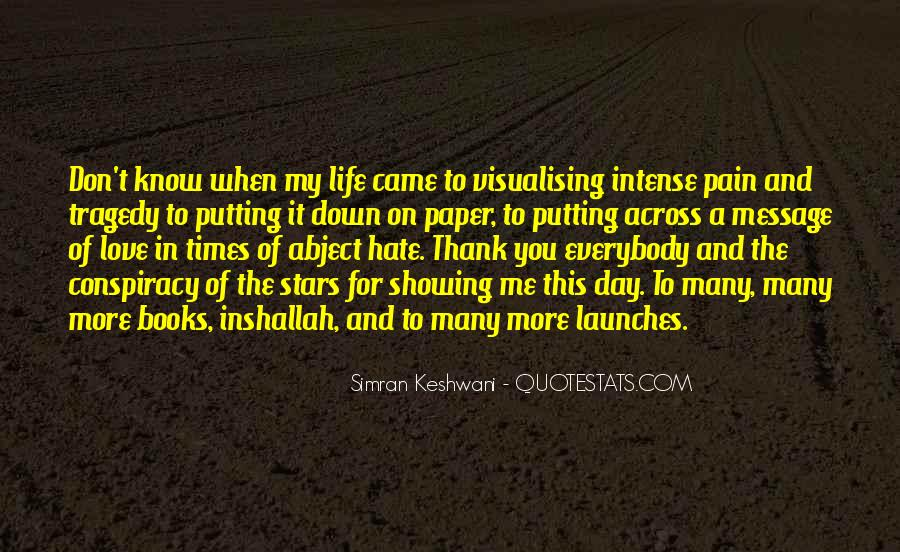 Quotes About Hate This Life #123847