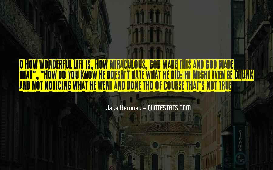 Quotes About Hate This Life #295629