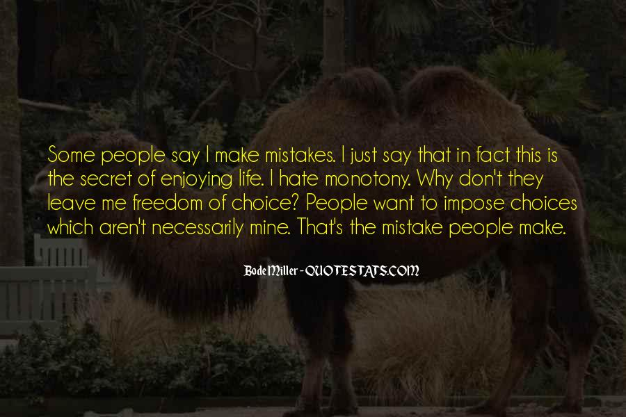 Quotes About Hate This Life #418295