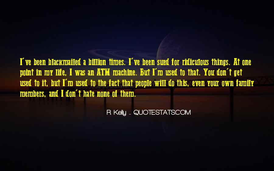 Quotes About Hate This Life #459363