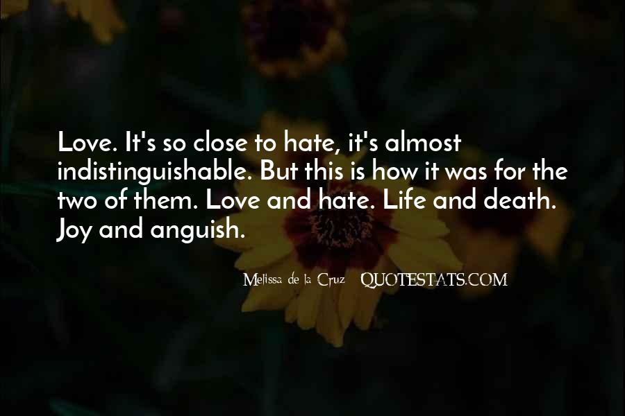 Quotes About Hate This Life #892954