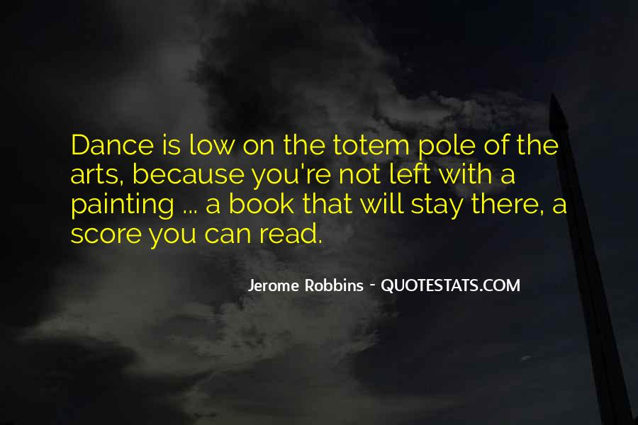 Quotes About Pole Dancing #475385