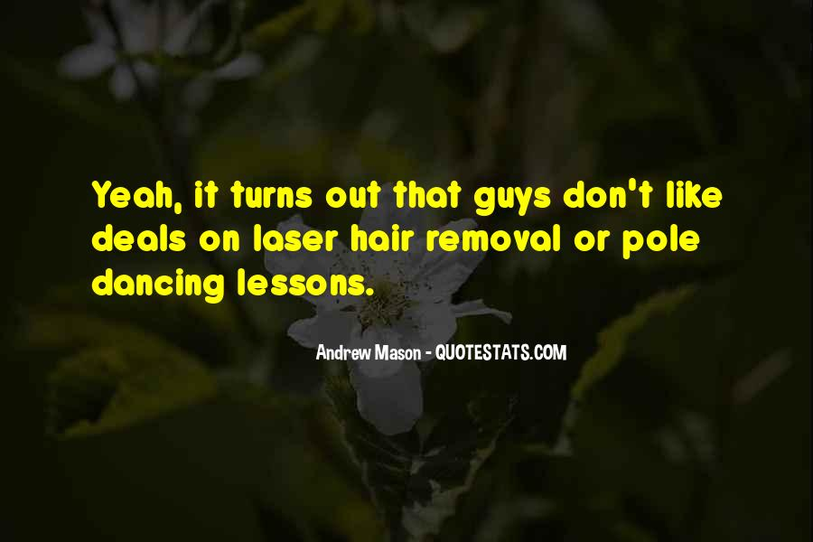 Quotes About Pole Dancing #683863