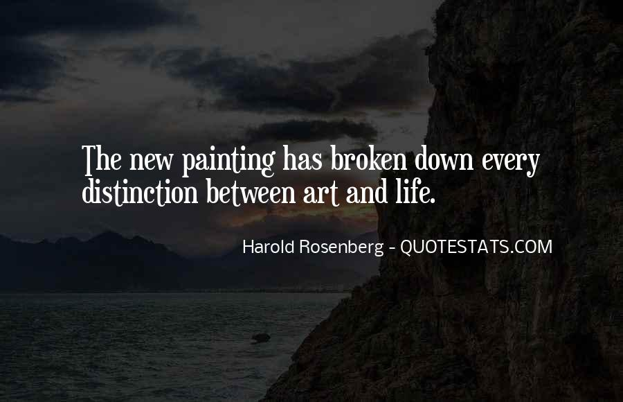 Quotes About Life Painting #126612